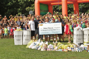 campers against hunger